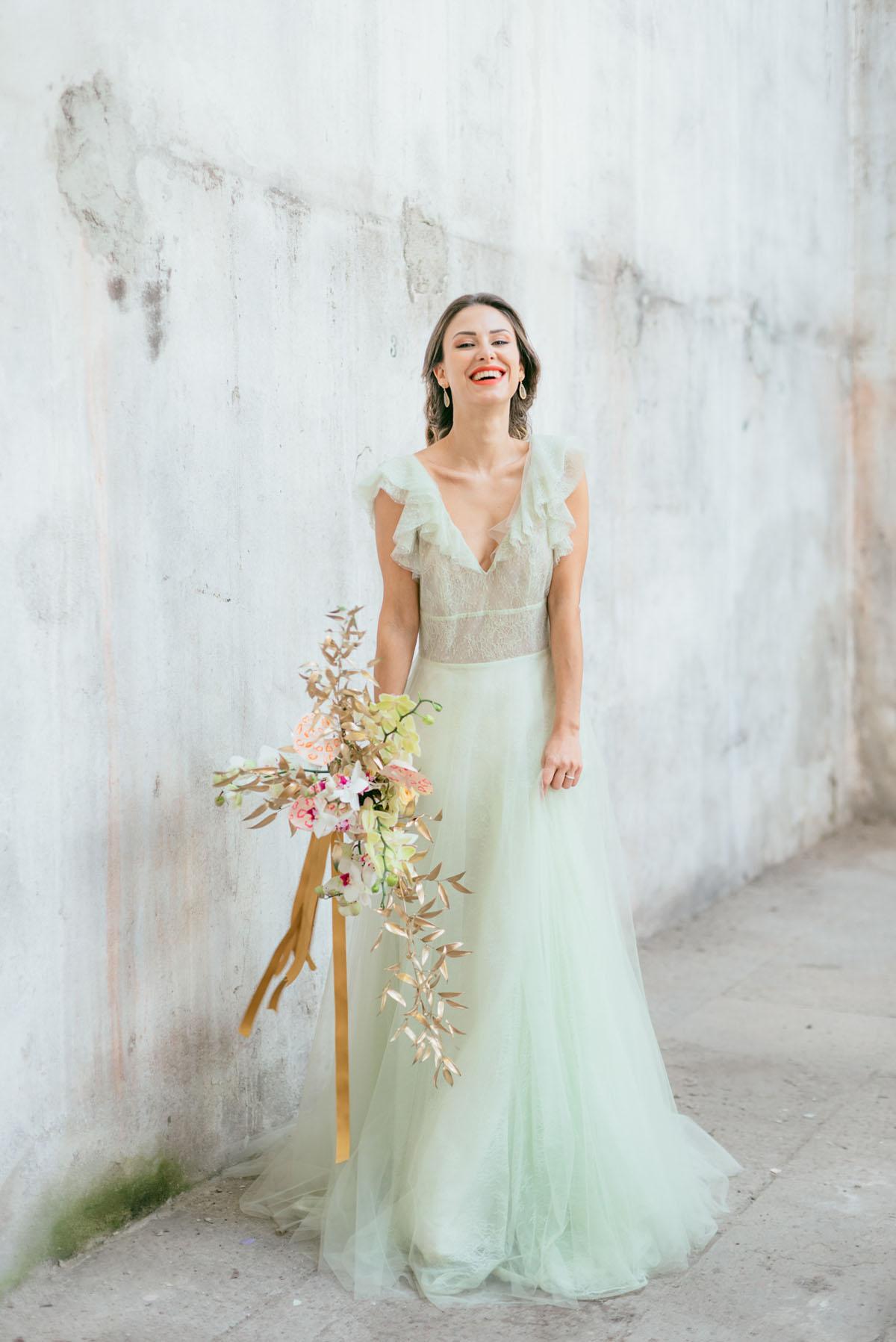 Maura Brandino Dress