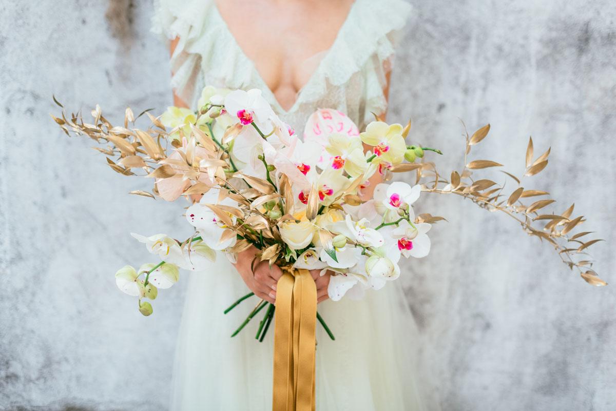 bouquet de printemps en vrac