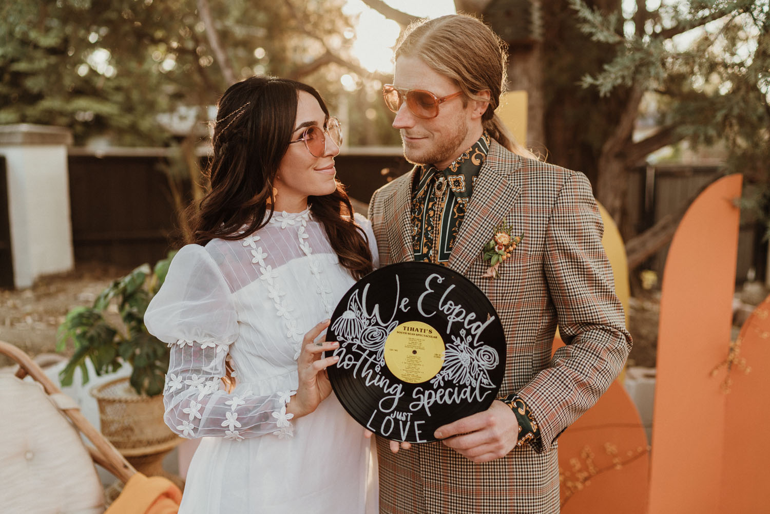 we eloped vinyl