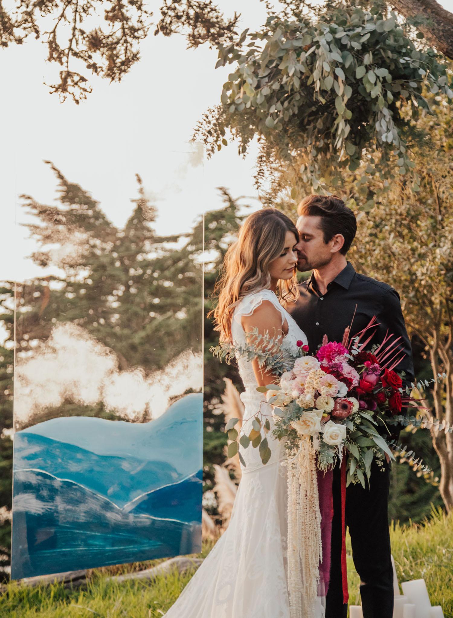 Big Sur elopement inspiration