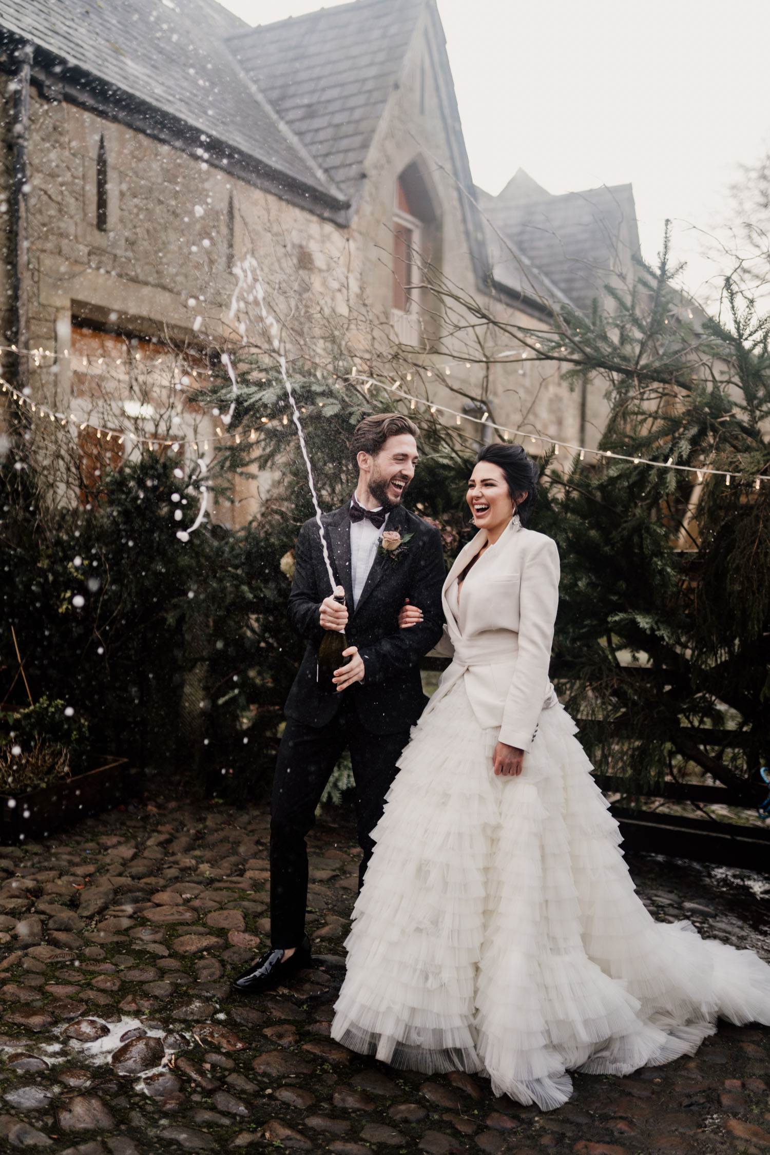 Winter Luxe Wedding Inspiration