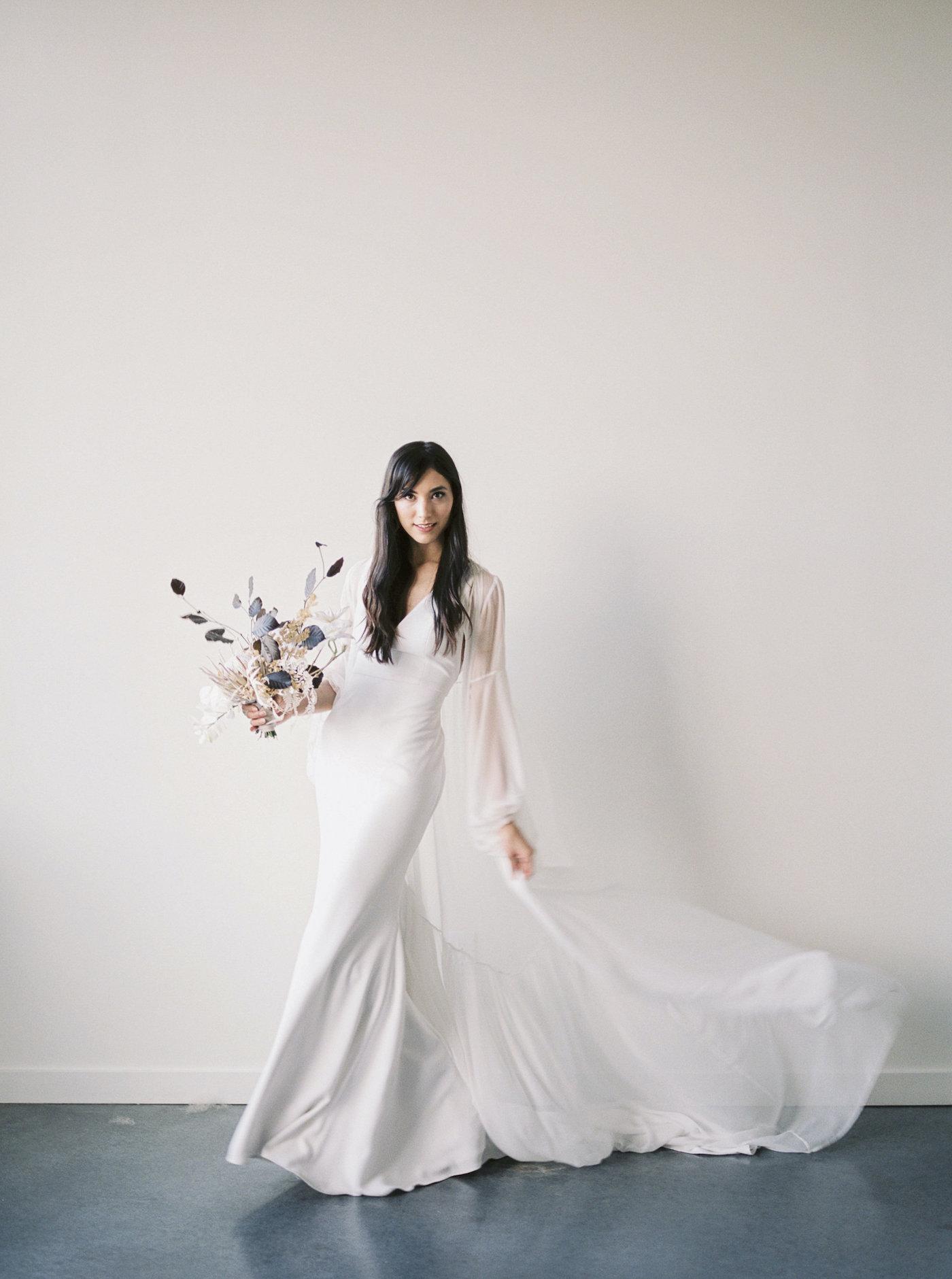 Modern Minimalist Wedding at Jupiter Hotel