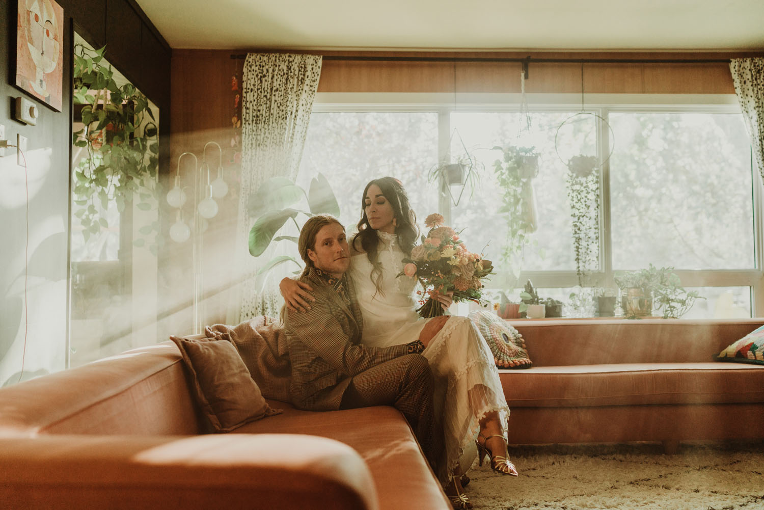 Vintage 70s Wedding Inspiration