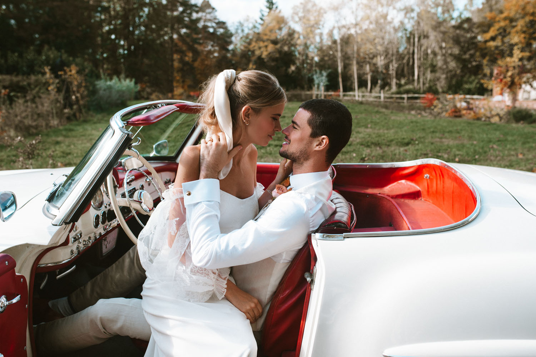 Autumn Glasshouse Wedding Inspiration