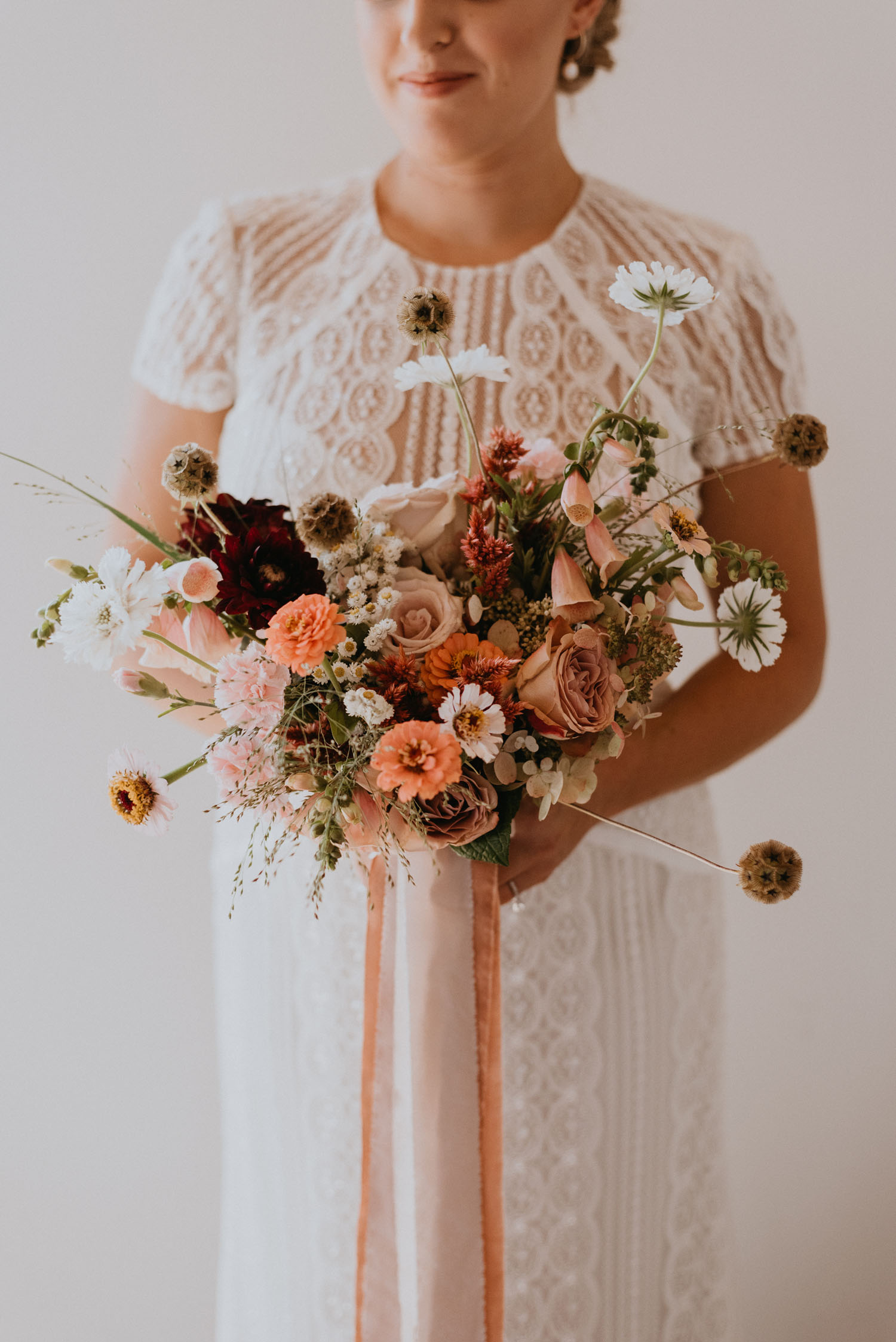 loose Fall bouquet