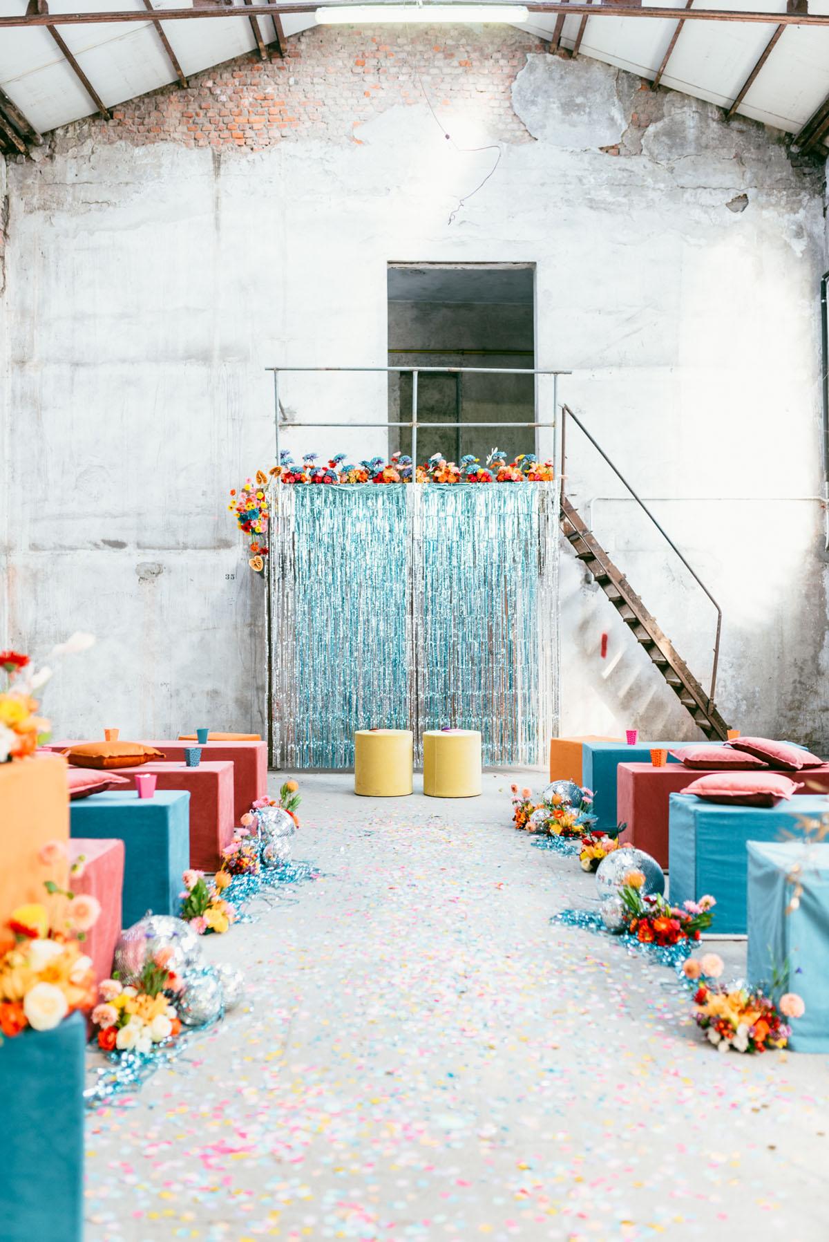 Pop Art Wedding Inspiration