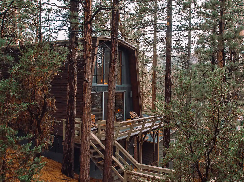 big bear california cabin rental