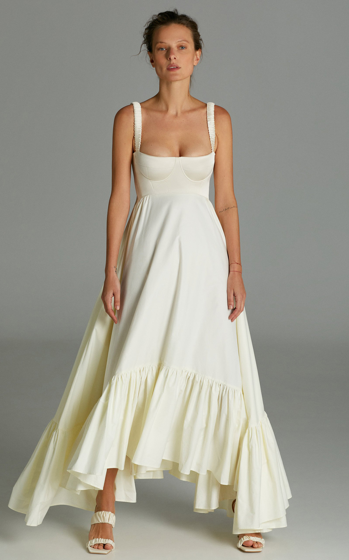 Regencycore wedding dresses