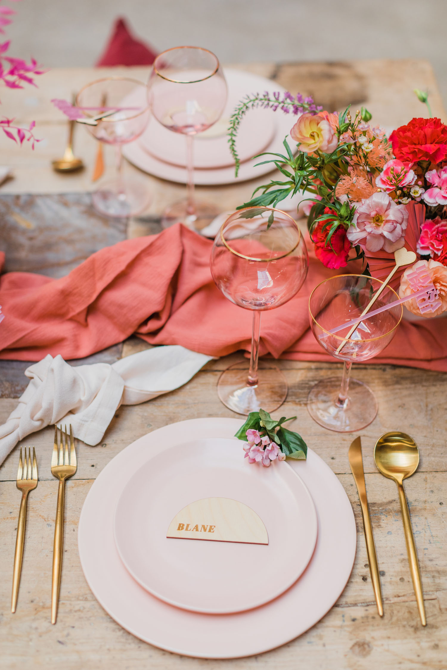 Pretty in Pink Party Inspiration