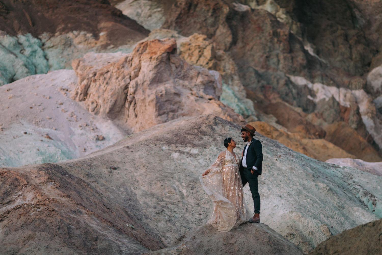Death Valley National Park Elopement