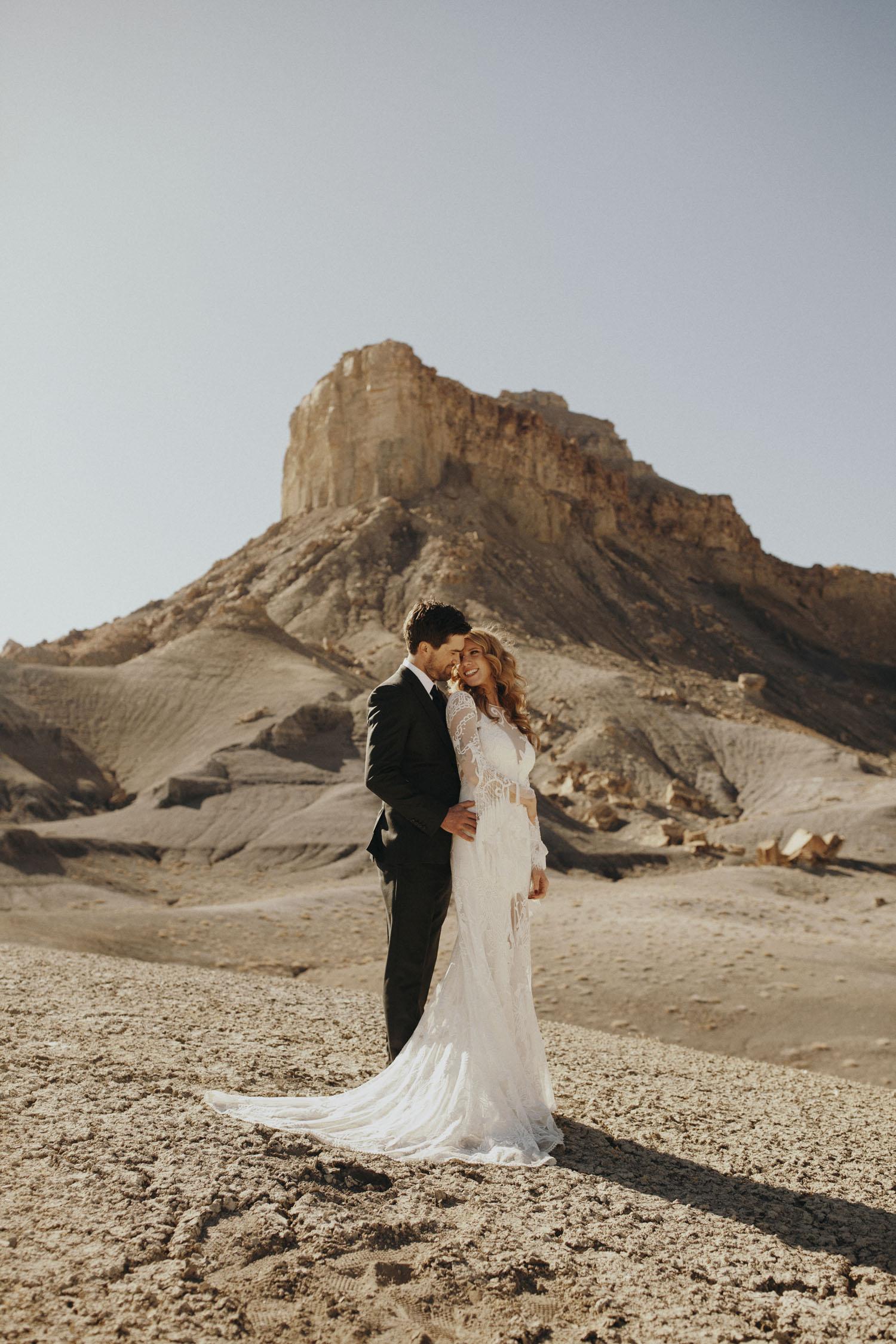 Southwest Desert Elopement