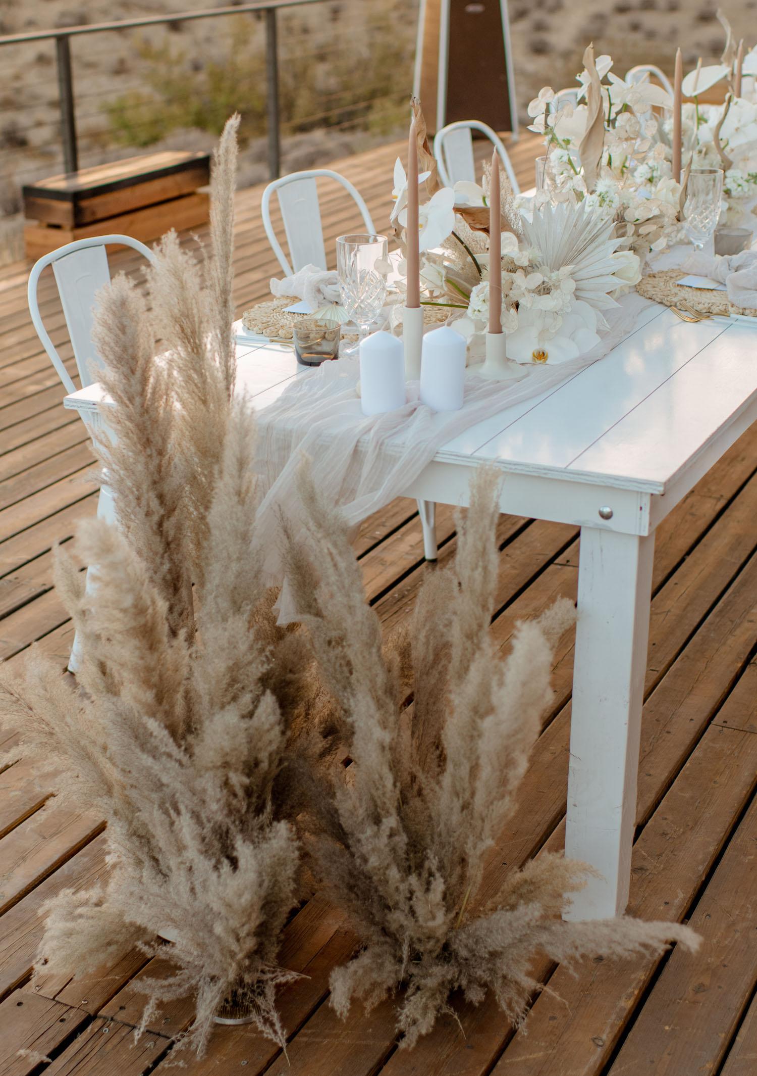 Amangiri Utah Micro Wedding