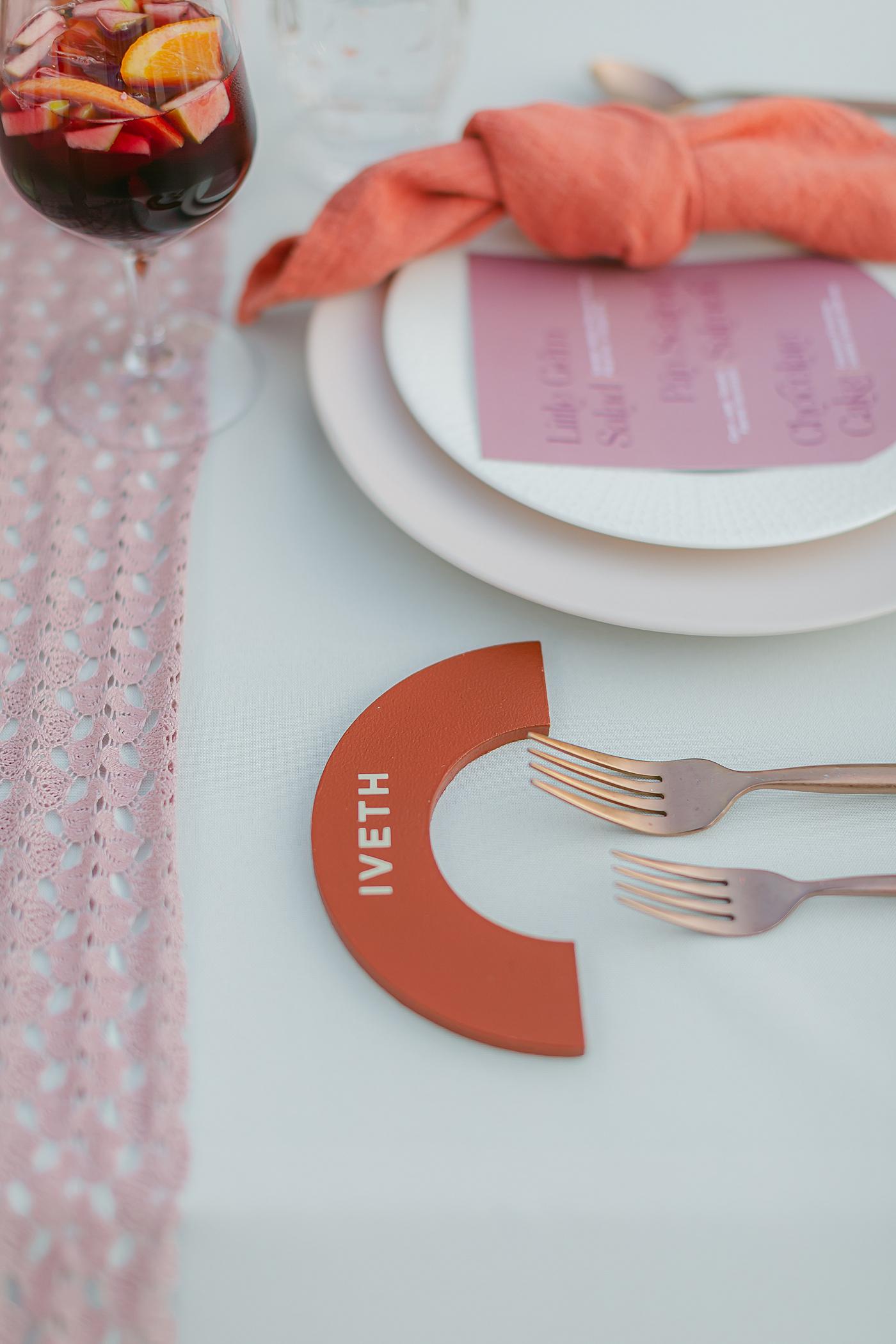 Modern Pastel Wedding Inspiration