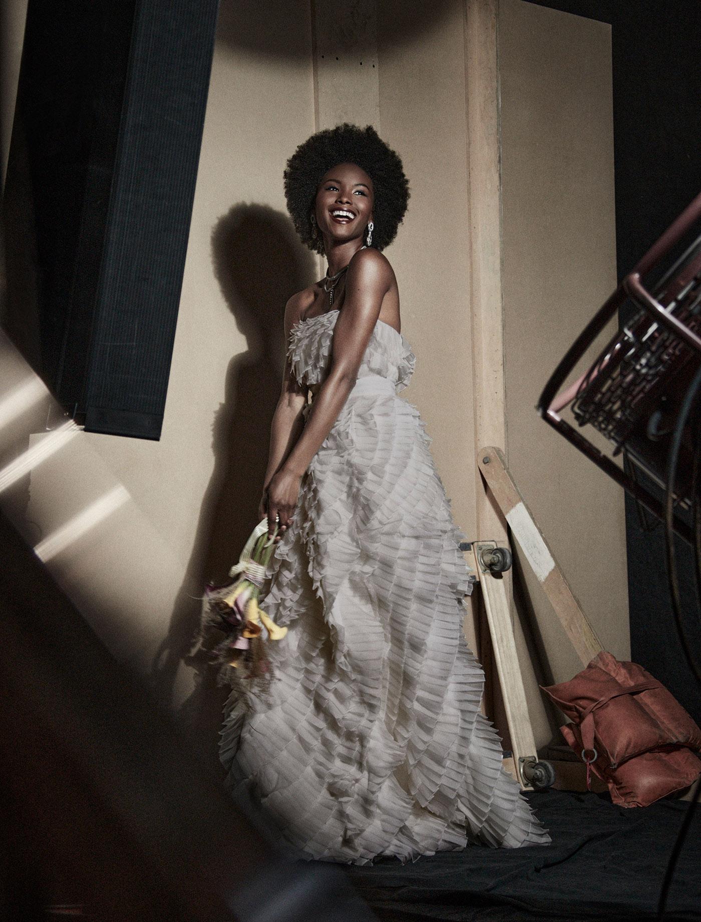 Bexley haljina od sive vjenčanice Bhldn