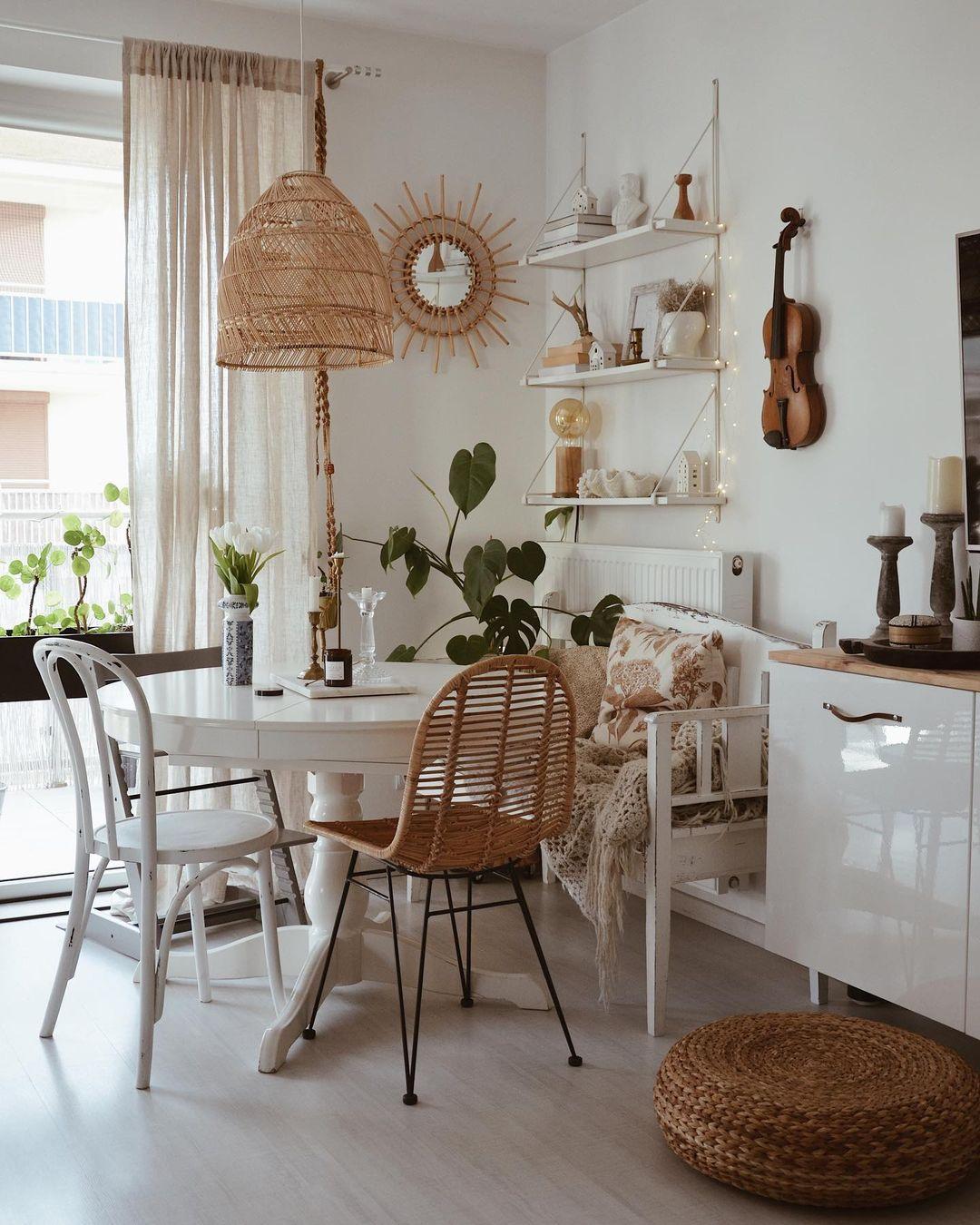 Boho Kitchen Decor