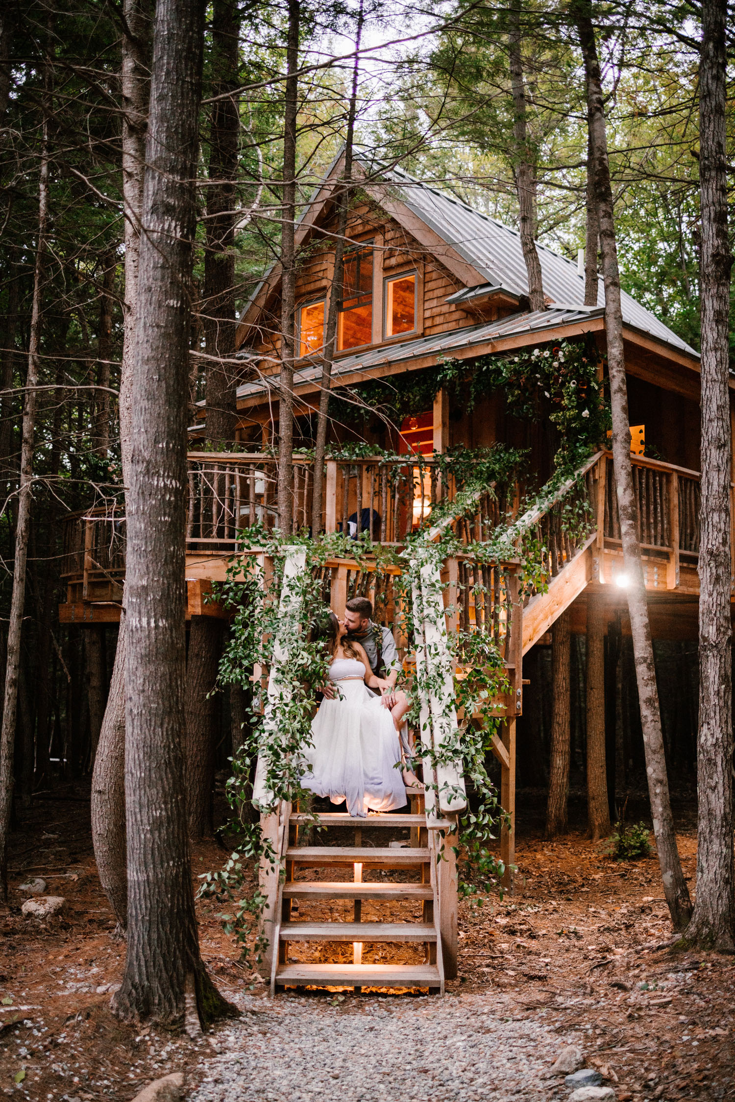 Main Treehouse Elopement