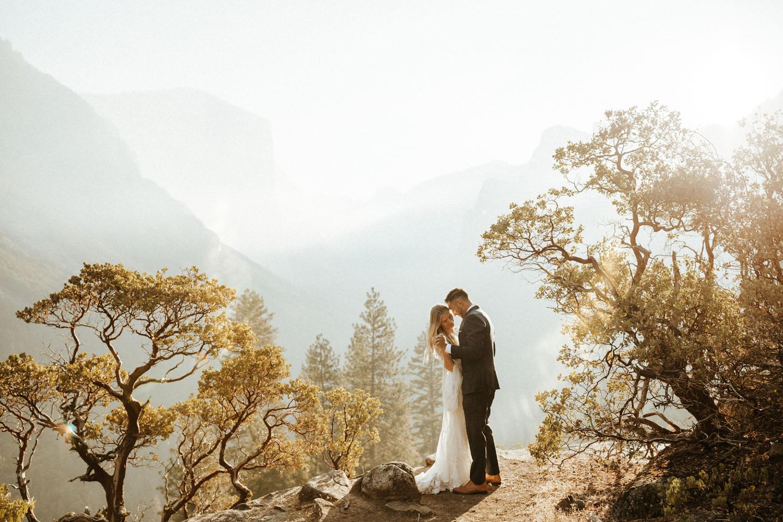 Yosemite Autocamp Elopement