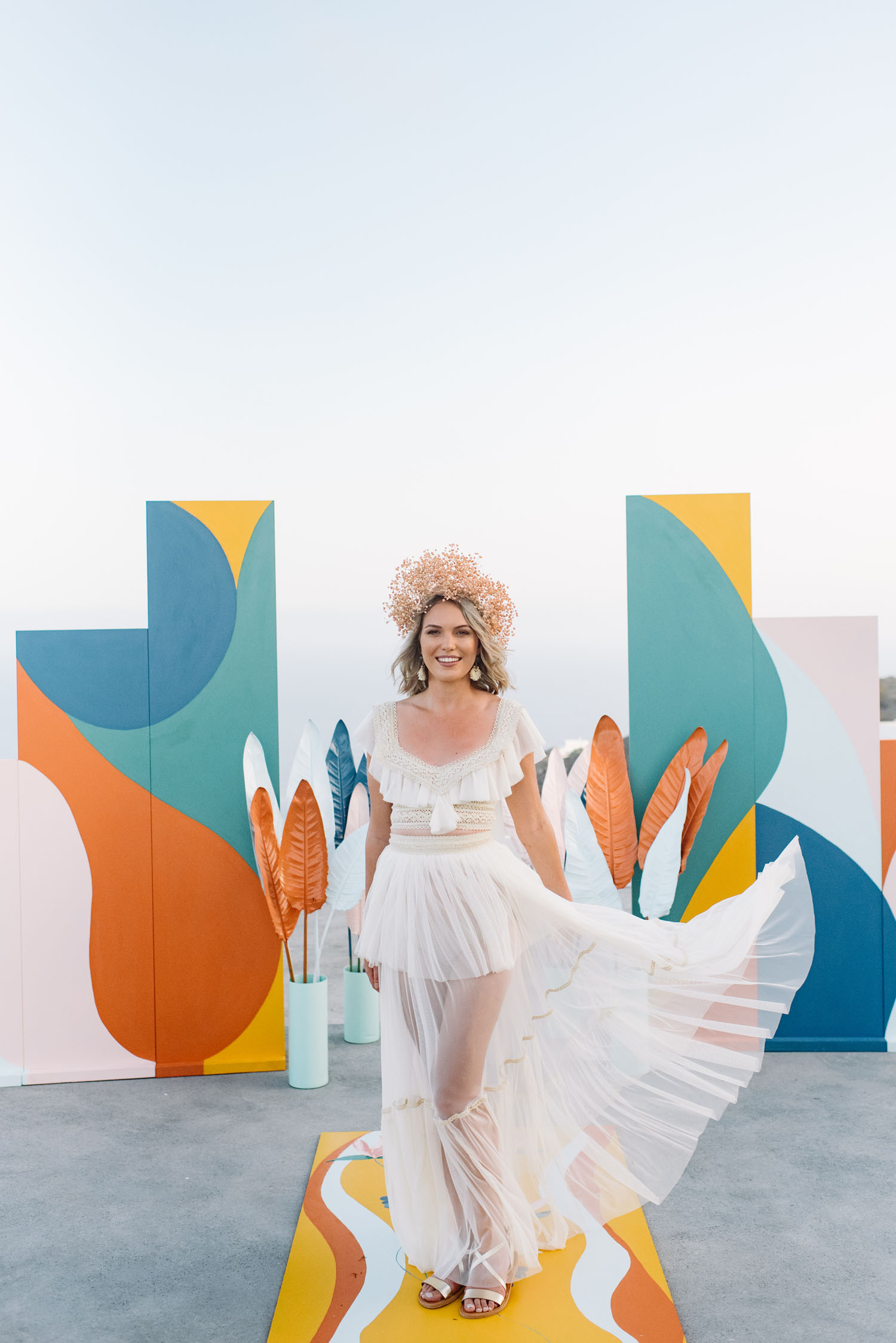 Sažetak Santorinijeva nadahnuća za vjenčanje