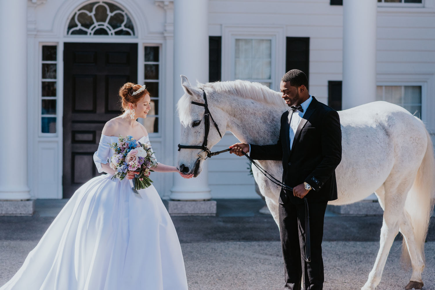 Bridgerton wedding inspiration