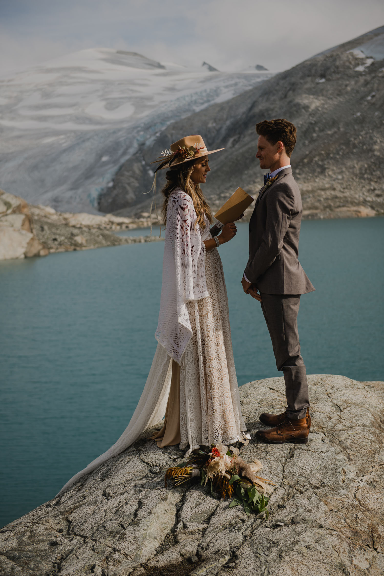 Canadian Mountains best places to elope