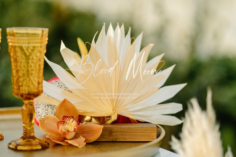 Spring Golden Wedding Inspiration