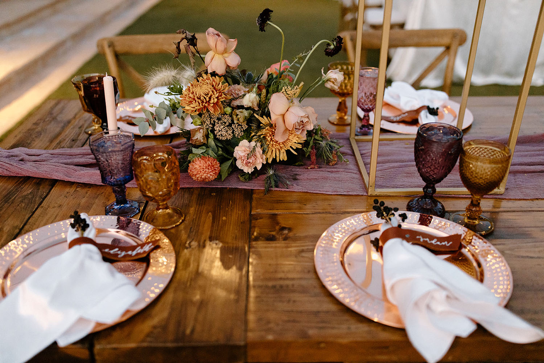 Boho Scottsdale Arizona Wedding