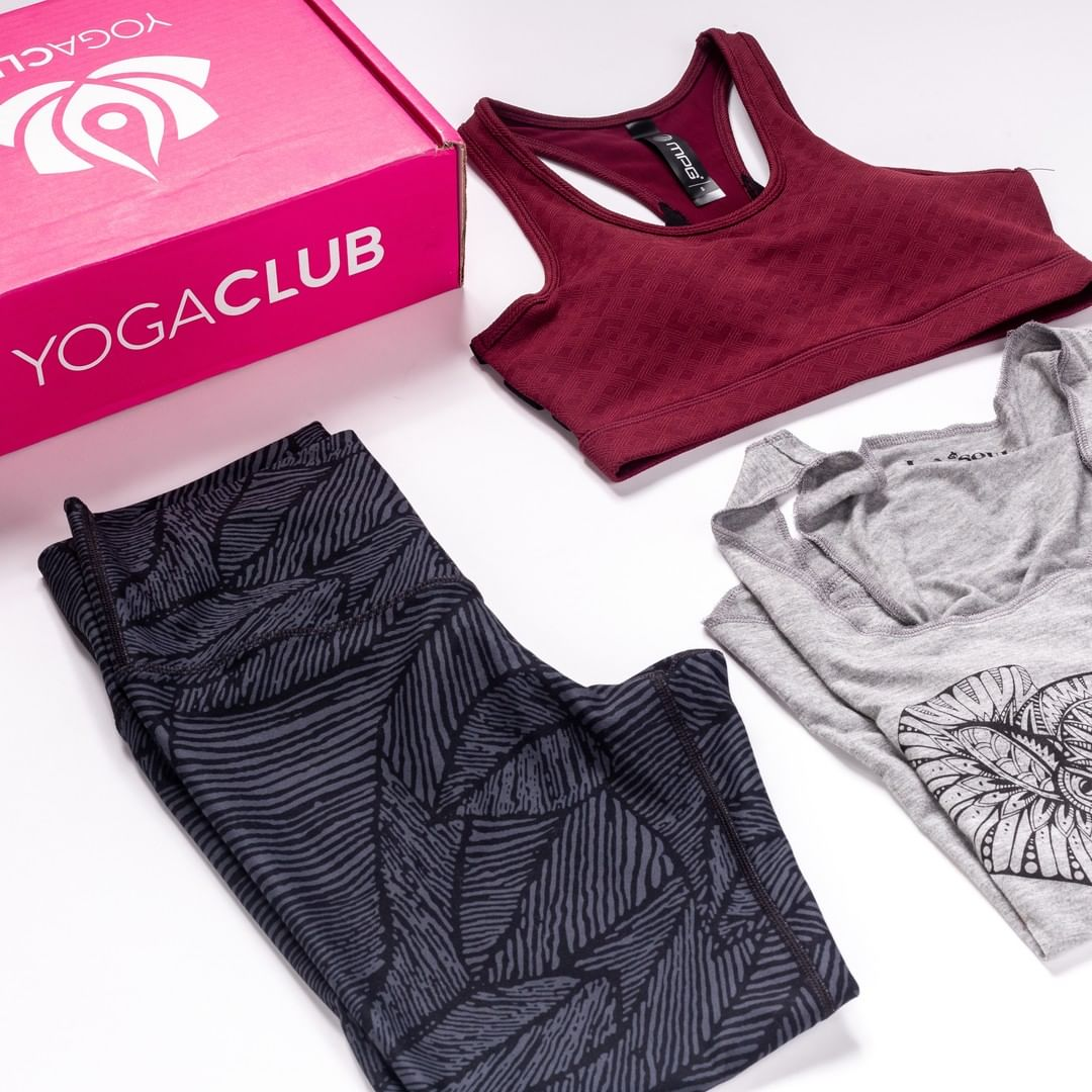yoga club subscription box