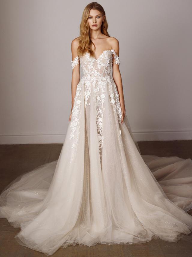 Gahlia Lahav wedding dress