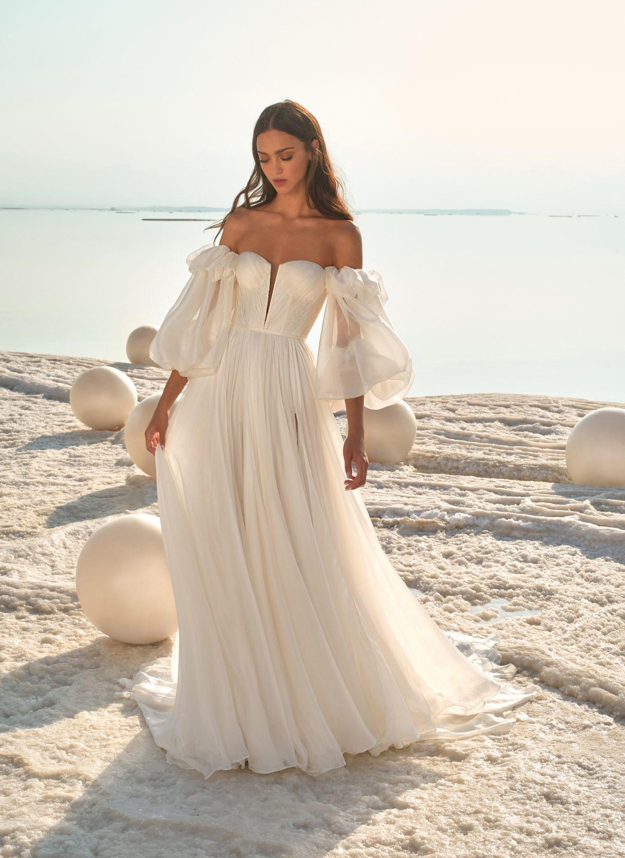 San Diego Bridal Shop The White Flower