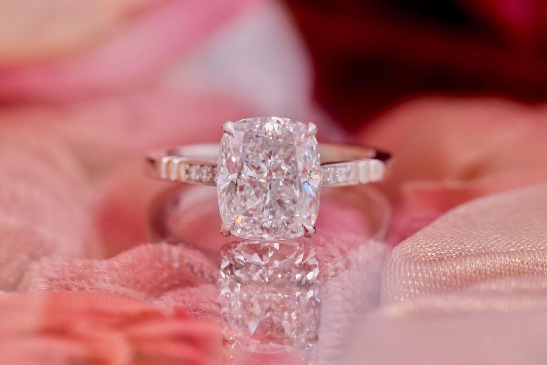 enneagram type as engagement ring