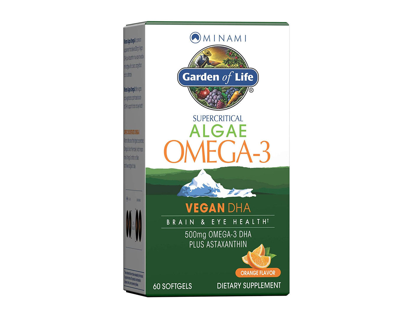 algae vitamins