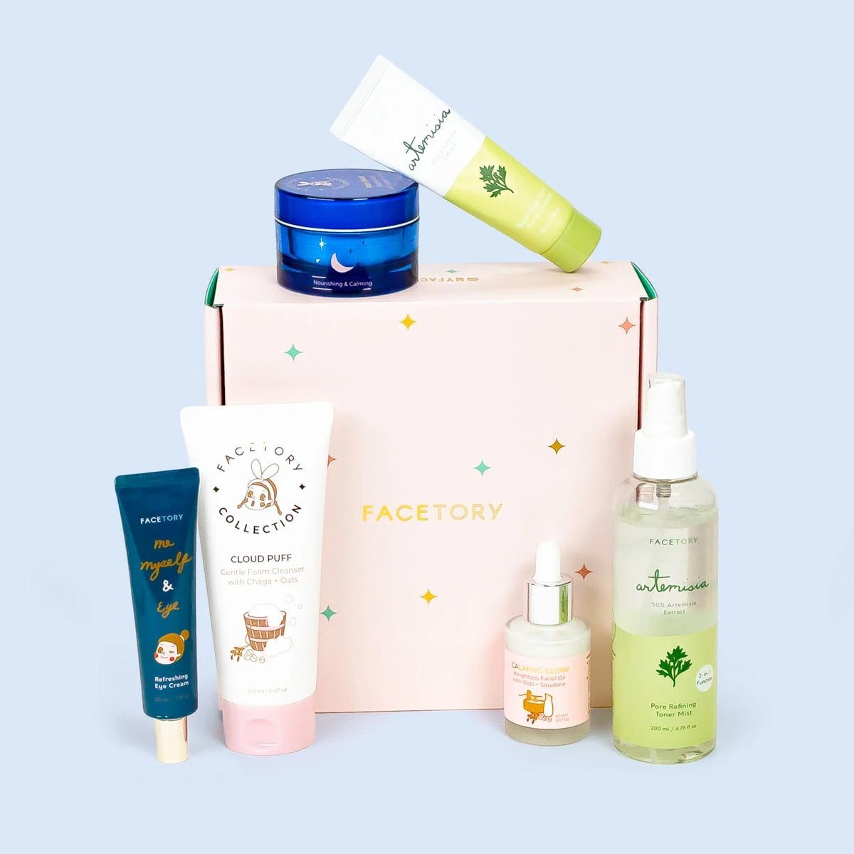 facetory beauty subscription boxes