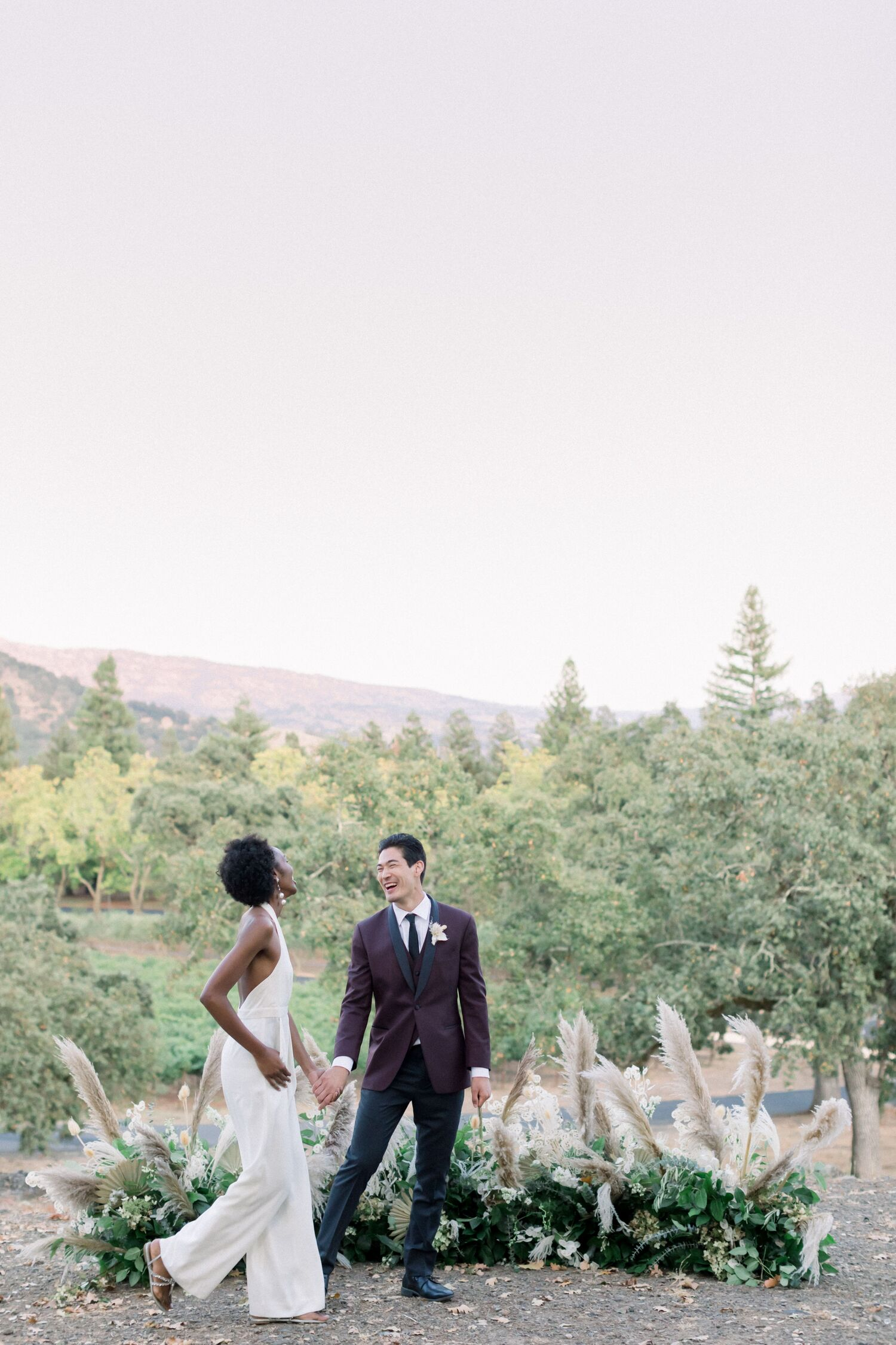 winery wedding in napa