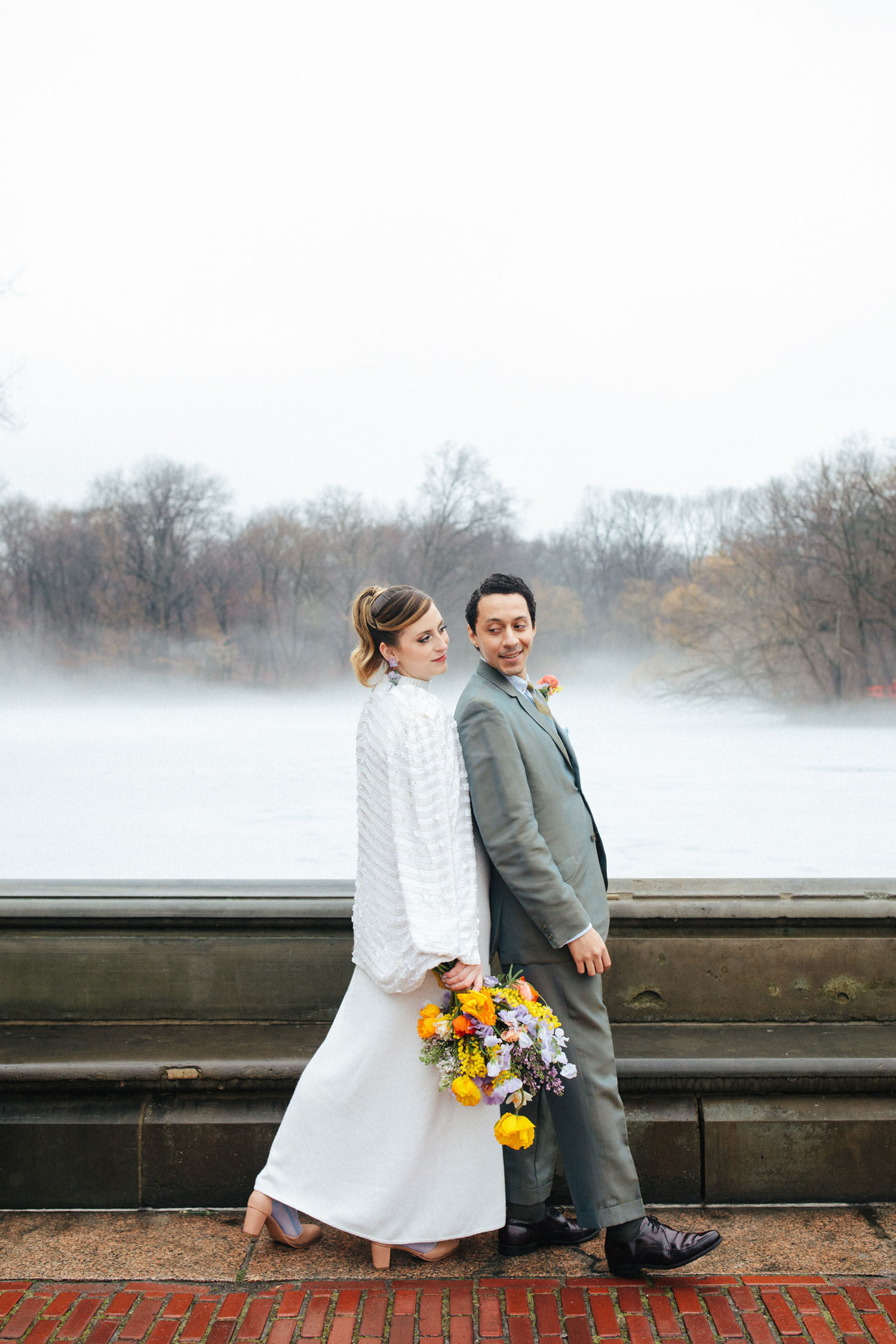 Sustainable NYC Elopement Inspiration