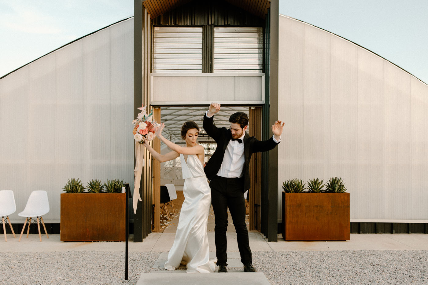 Retro Austin Wedding Inspiration