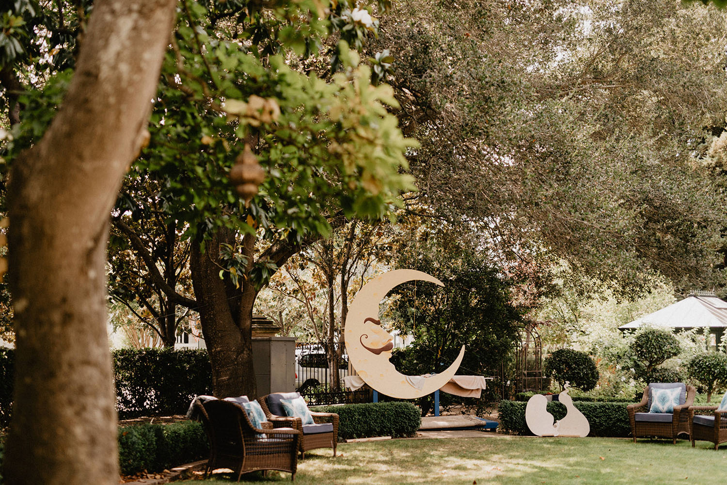 Backyard Indian Wedding in Santa Rosa