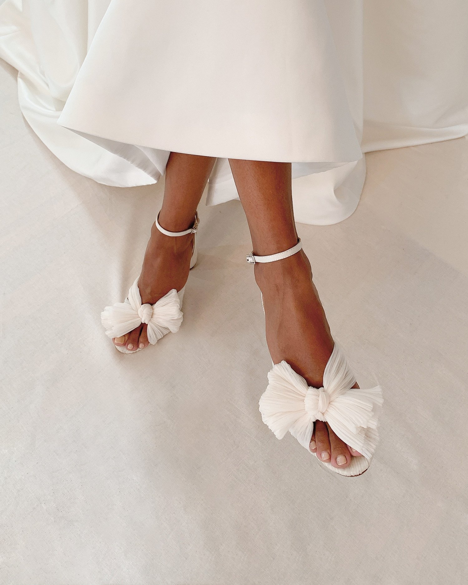 CAMELLIA PEARL WEDDING loeffler randall