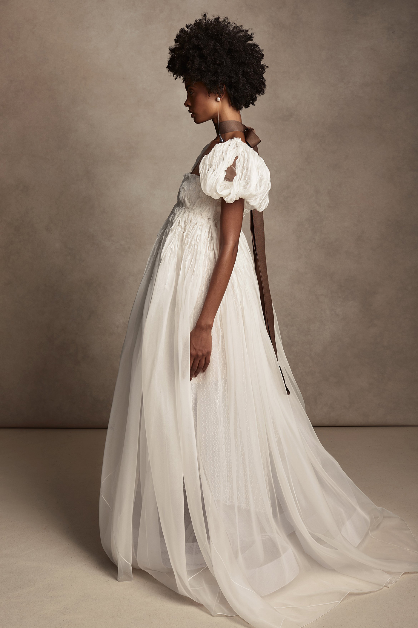 Danielle Frankel Aria wedding dress