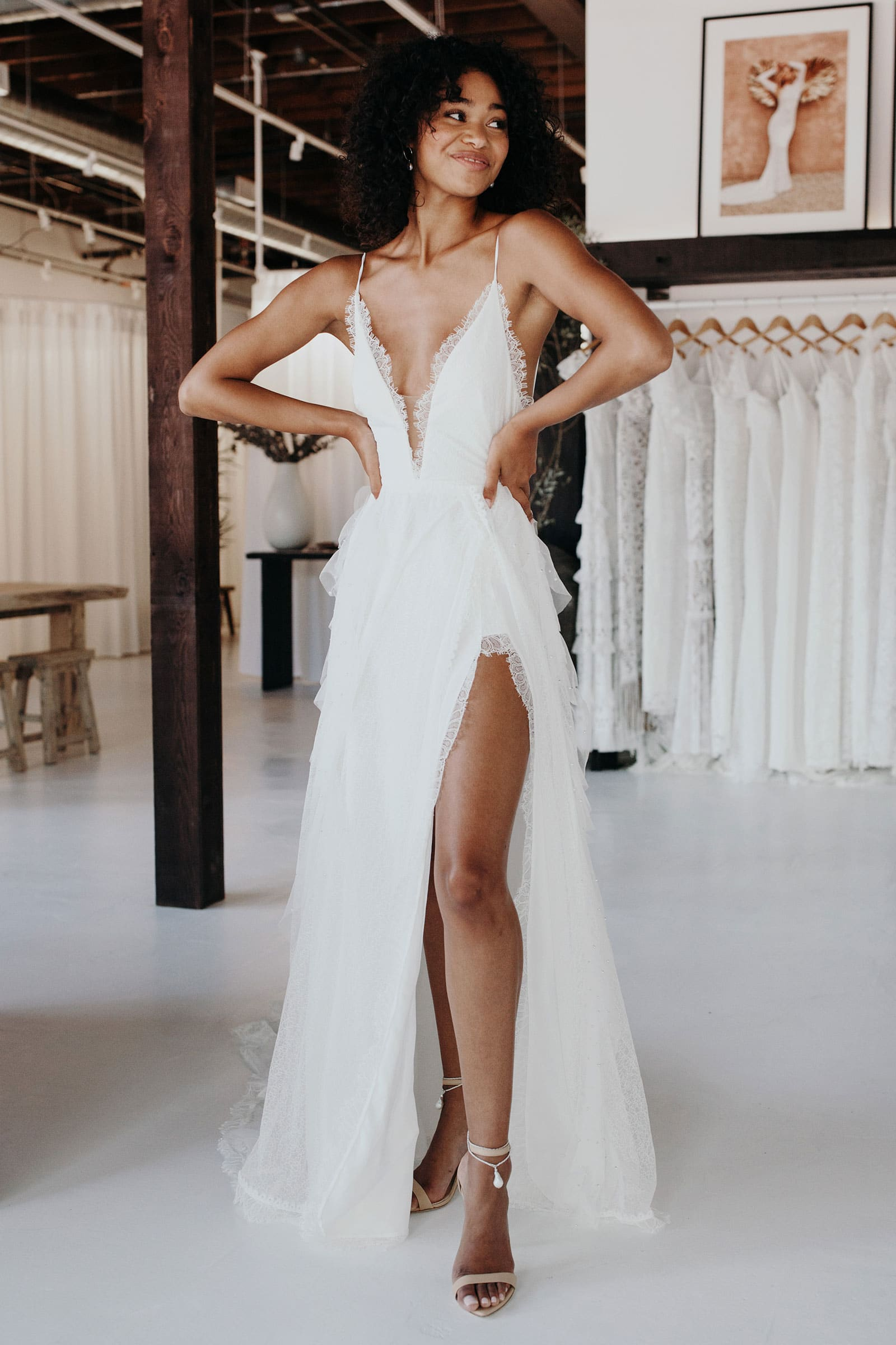 Sustainable Wedding Dress by Grace Loves Lace - song