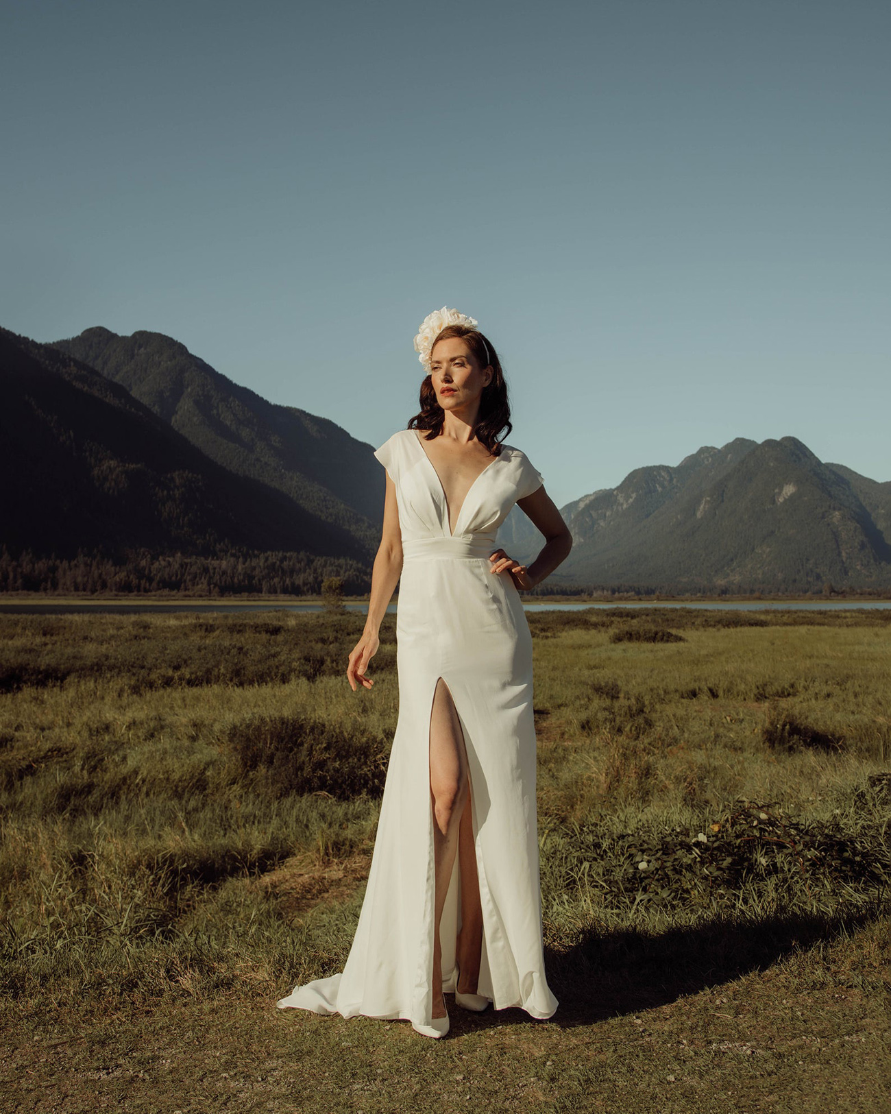 Sustainable Wedding Dress by Pure Magnolia