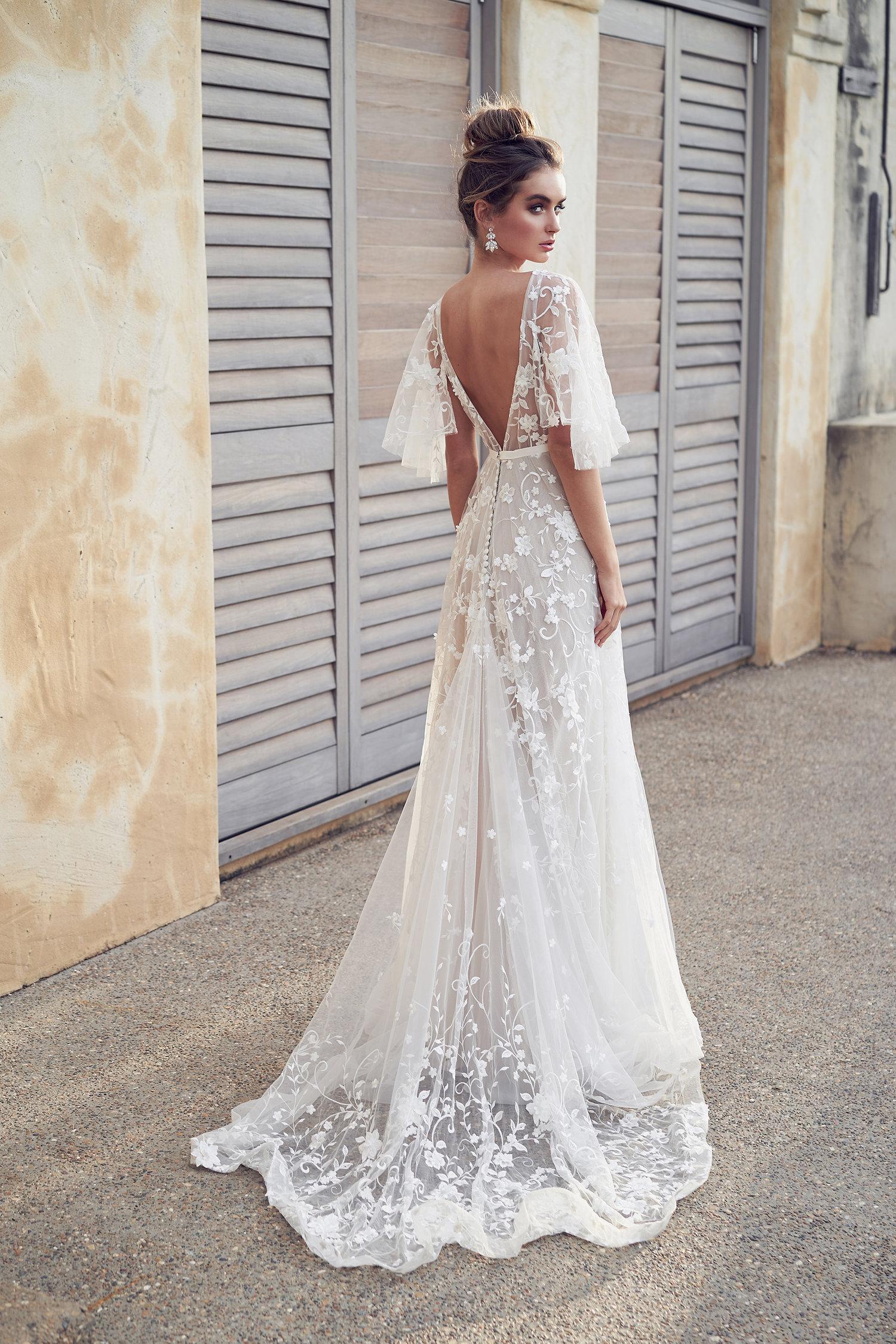 anna campbell bridal wedding dress