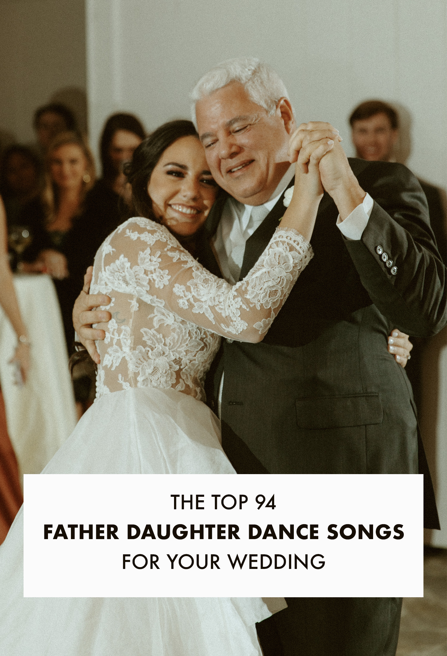 best-father daughter dance songs for your wedding