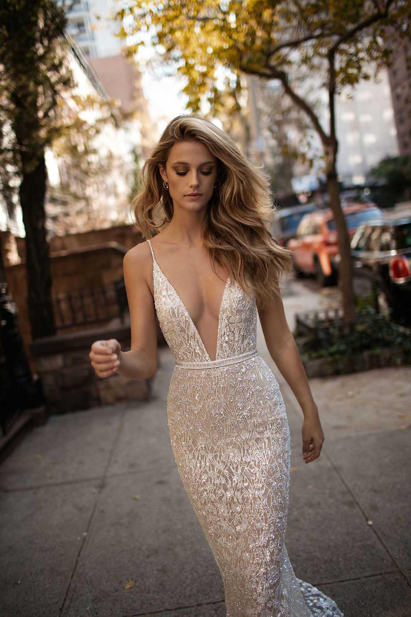 Berta bridal wedding dress new york