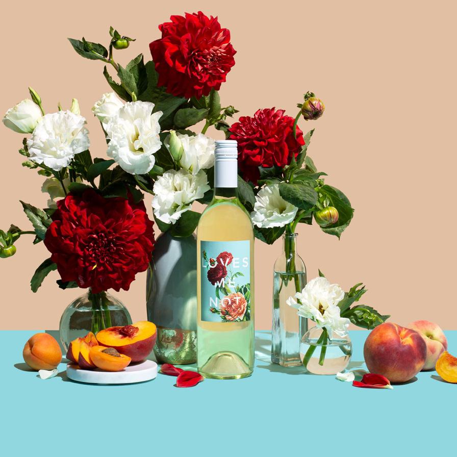 low alcohol white wine