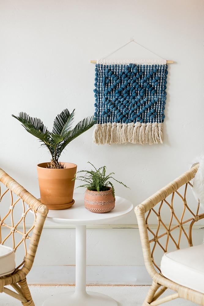 Pibione Tapestry Weaving Workshop