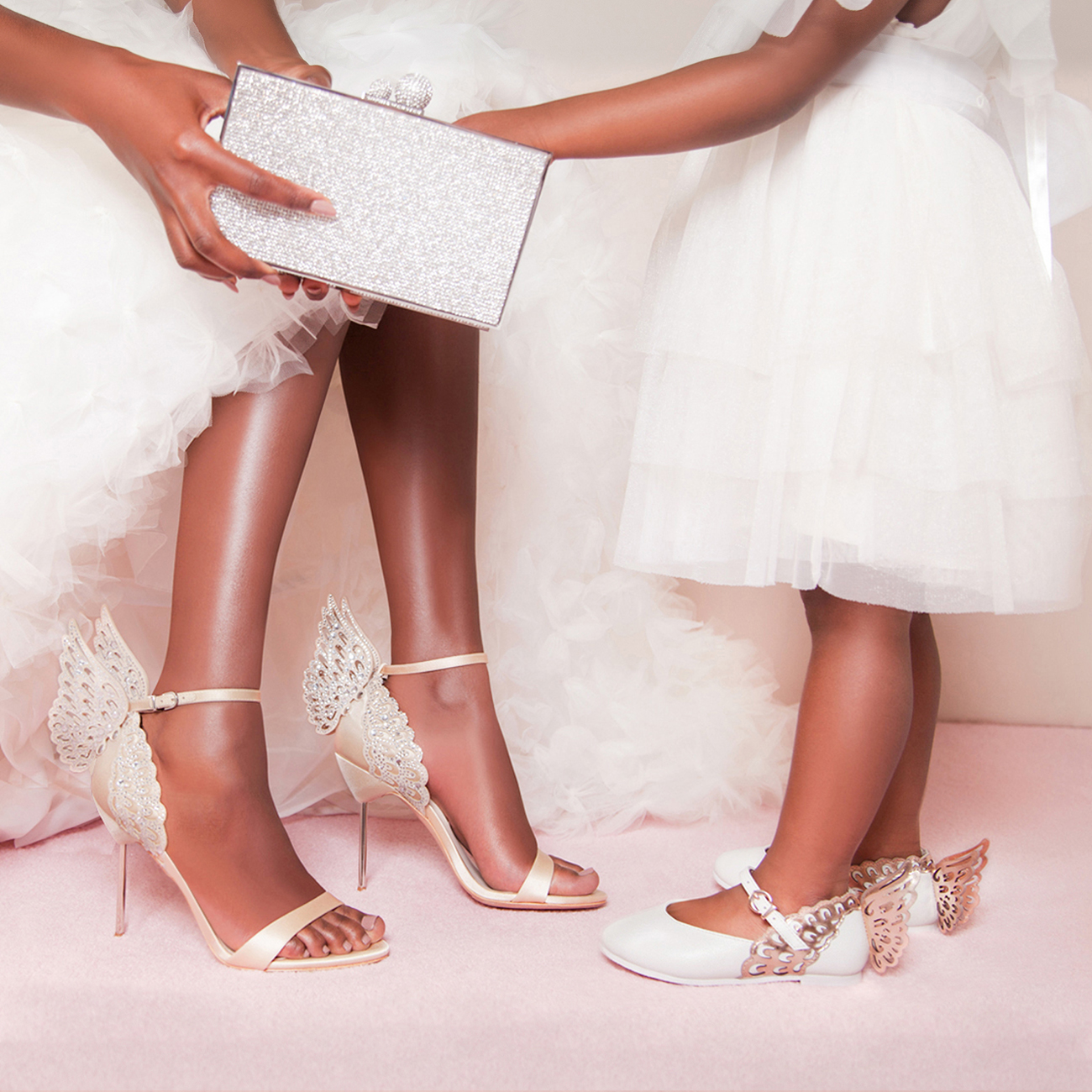 sophia webster butterfly bridal shoes