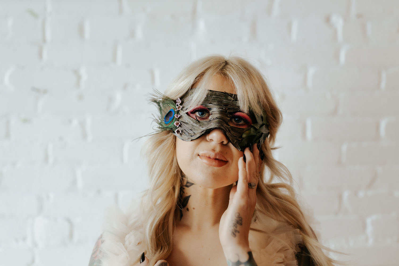Masquerade Bride