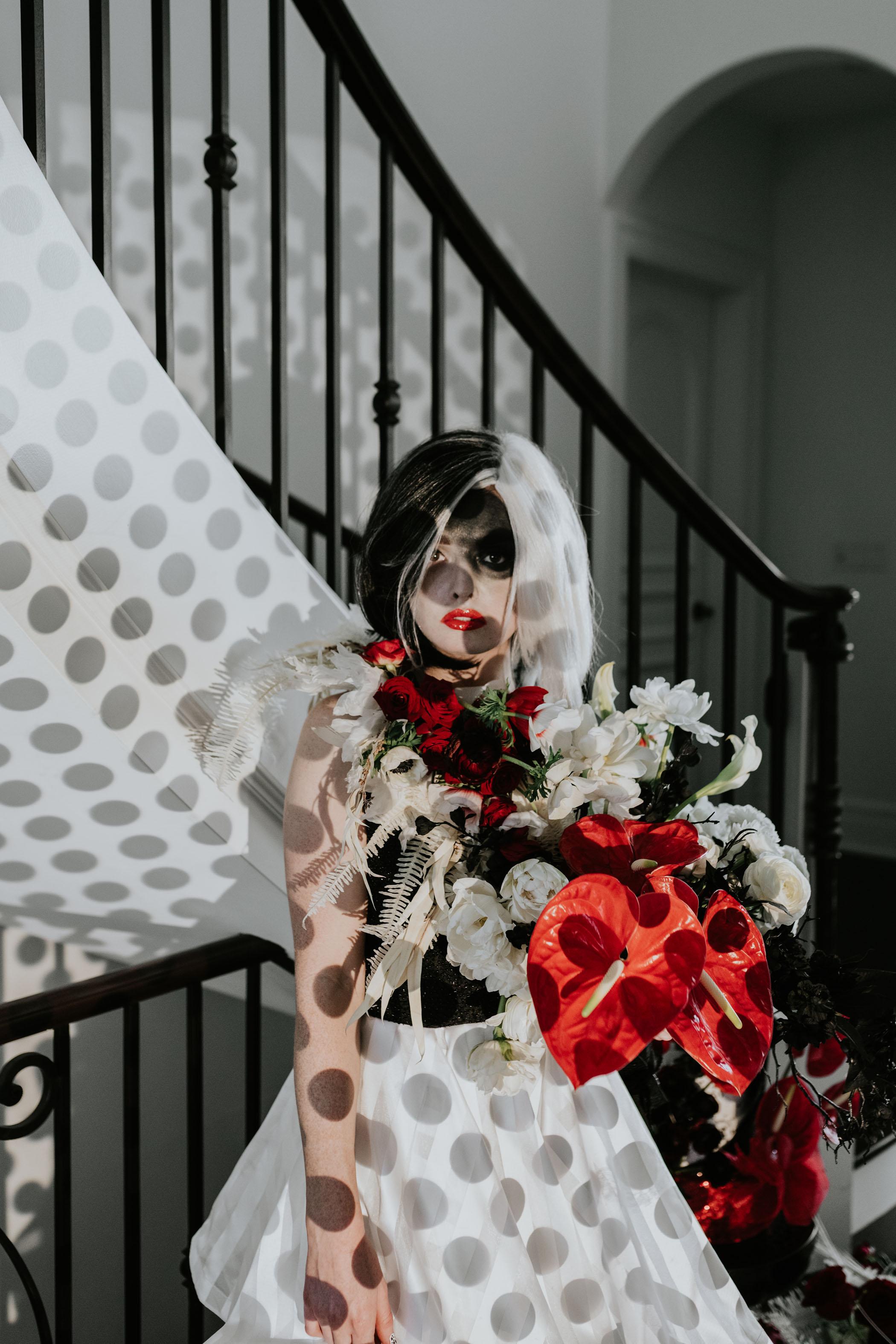 Disney Villain Wedding Inspiration