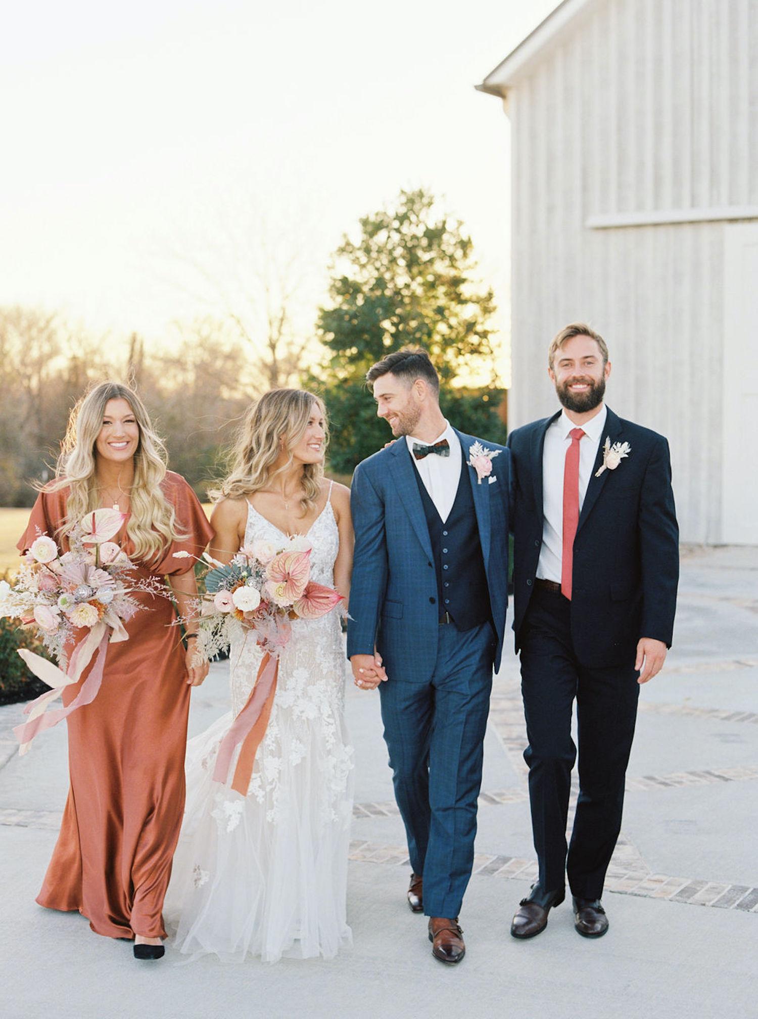 Pastel Disco Wedding