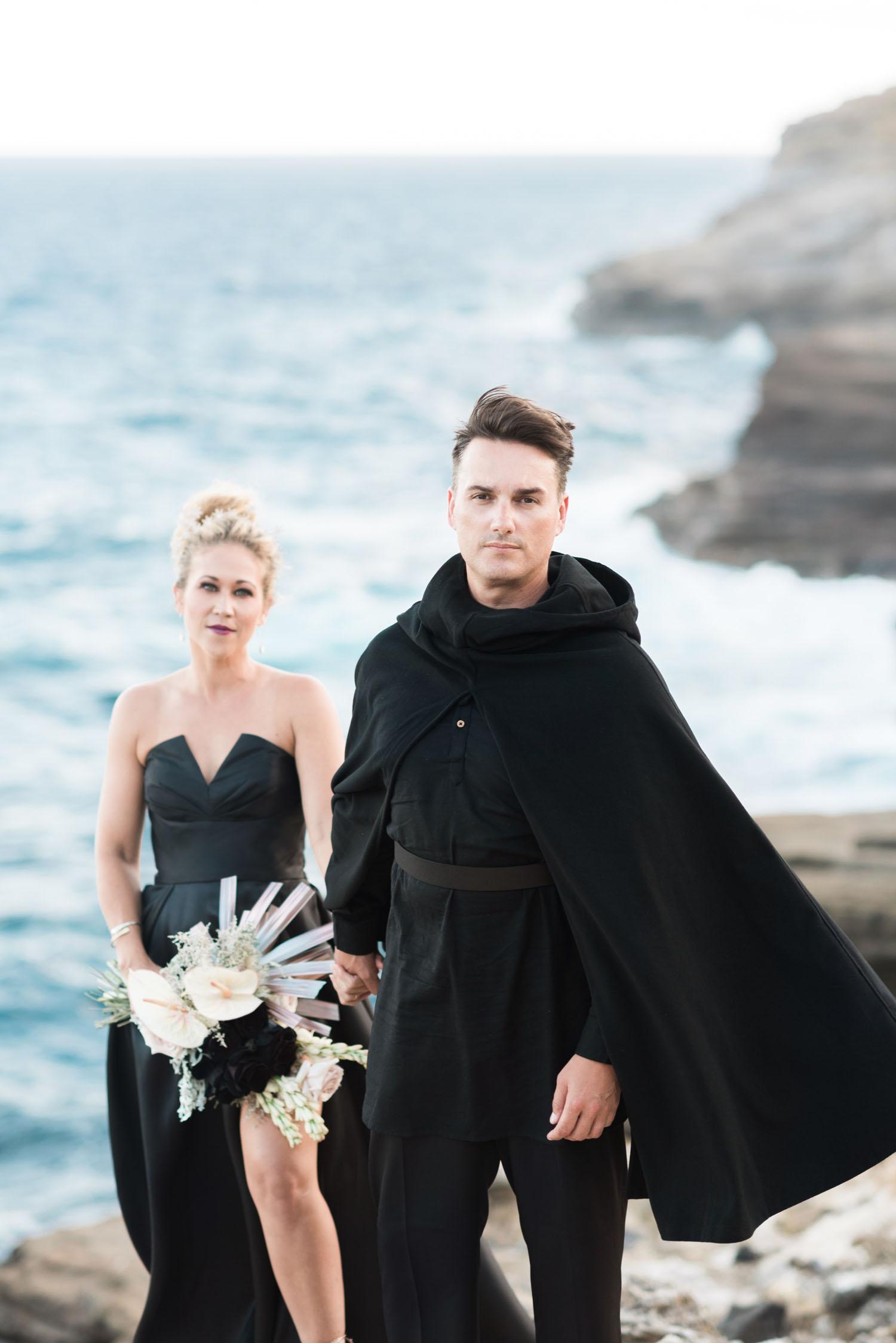 Rey and Kylo Wedding Inspiration
